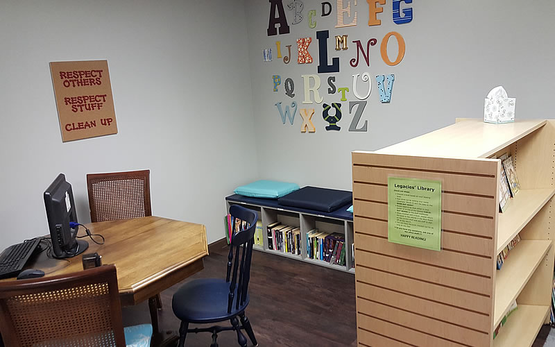library-home-work-room